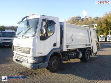 DafLF 45.160 4X2 Farid refuse truck RHD