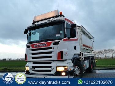 ScaniaR500 6x2 animal food 26m3