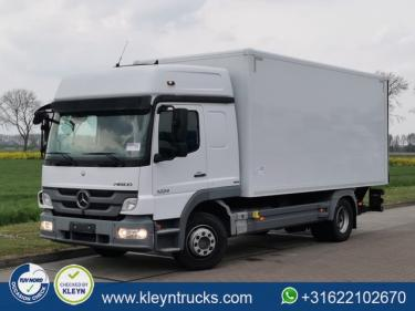 Mercedes BenzATEGO 1224 bigspace,bär 1500 kg