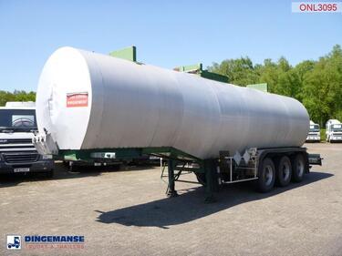 FruehaufBitumen tank steel 31 m3 / 1 comp