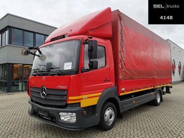 Mercedes BenzAtego 816 Atego 816 /Ladebordwand/Seitentür/Rückfahrkamera