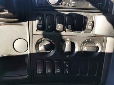 ScaniaP400 8x4 hiab 700e8 hipro