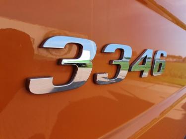 Mercedes BenzACTROS 3346