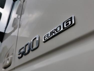 VolvoFH 500 globe xl