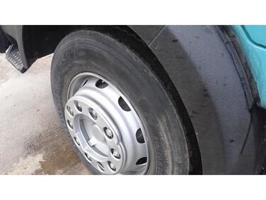 Mercedes BenzSK 1635 (2X TURBO / PARFAIT ETAT / GRAND PONT / LAMES)