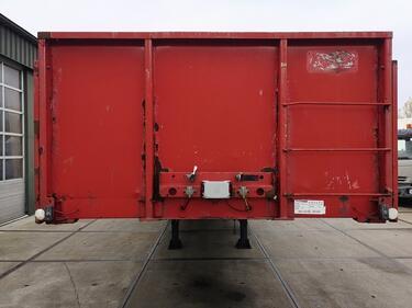 PactonTPD 345 | Alu borden | 2 steering axles