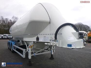 FeldbinderPowder tank alu 36 m3 / 1 comp