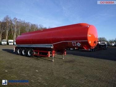 Other Fuel tank alu 40.5 m3 / 7 comp + ADR