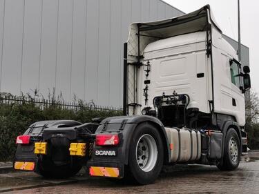 ScaniaR410 hl retarder 2x tank