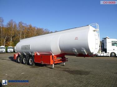 OtherFuel tank alu 38.4 m3 / 6 comp