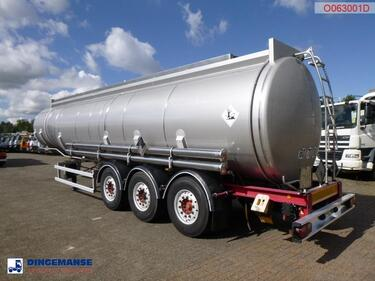 Other Fuel tank inox 37.6 m3 / 7 comp