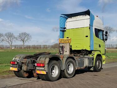 ScaniaR164.580 6x2 ret. hiab 244e6
