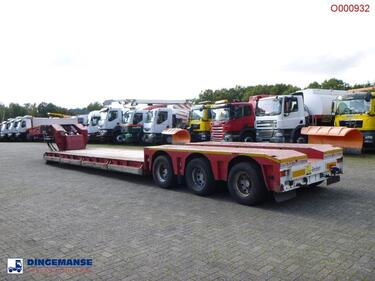 Nooteboom3-axle lowbed trailer EURO-60-03 / 77 t