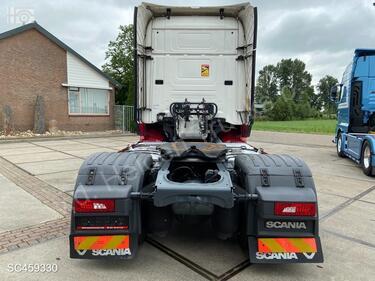 ScaniaR 520 V8   Automaat   Navi