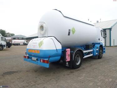 Mercedes BenzAxor 1829 4x2 gas tank 18 m3