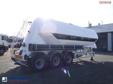 FeldbinderPowder tank alu 40 m3 / 1 comp