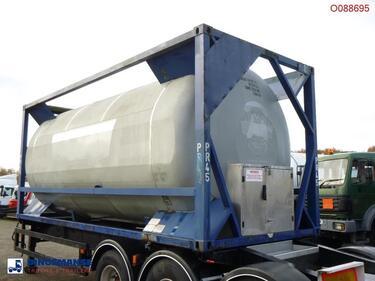 SonstigeFood (beer) tank container 20 ft / 23.6 m3 / 1 comp