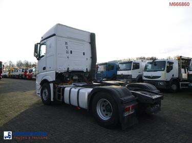 Mercedes BenzActros 1845 4x2 Euro 5 + Hydraulics