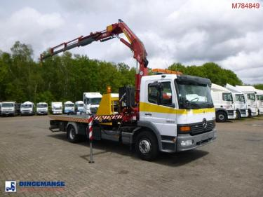 Mercedes BenzAtego 1523 4x2 tow truck 3.8 t + Amco Veba 812/3S
