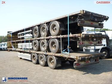 OtherStack - 3x platform trailer