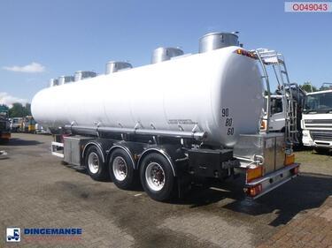 OtherFood tank inox 28.5 m3 / 4 comp + pump