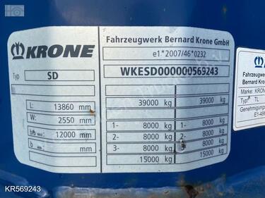 KroneSD Standard | APK | 1360x248x273