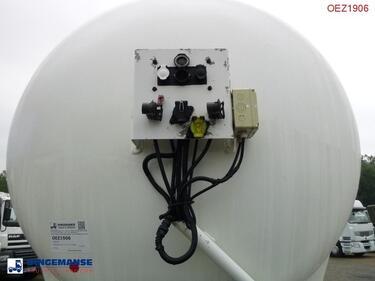 OtherFuel tank alu 39 m3 / 5 comp