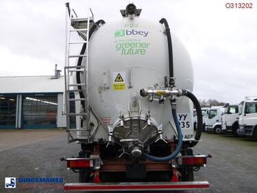 LagPowder tank alu 60.5 m3 (tipping)