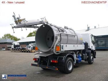 IvecoAD190T38 4x2 vacuum truck (tipping) / NEW/UNUSED
