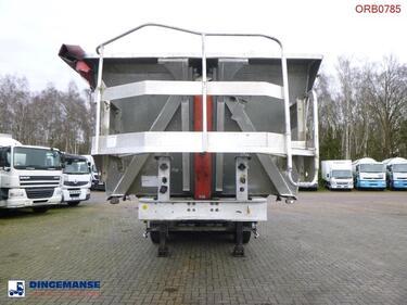 FruehaufTipper trailer alu 24.5 m3