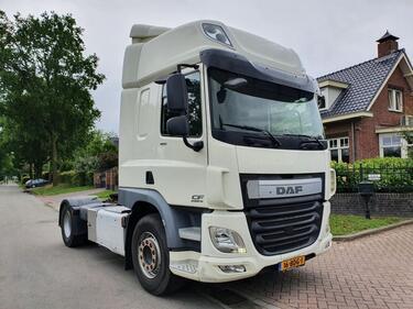DafCF400 EURO 6