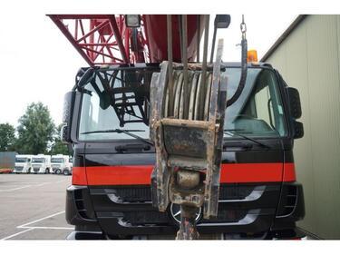 Mercedes BenzACTROS 5446 10X4 WITH FAUN HK 70 CRANE