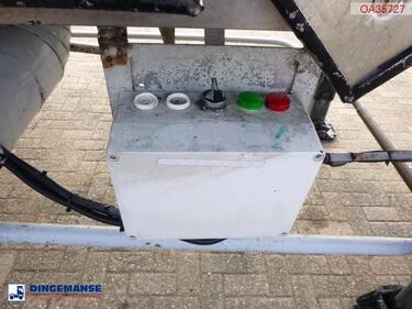 OtherChemical tank inox 33.6 m3 / 4 comp