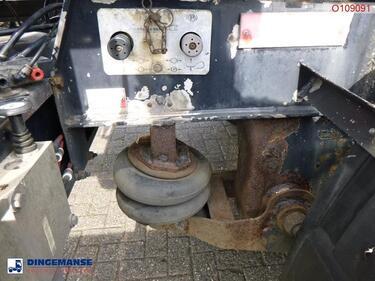 OtherFood tank inox 23.5 m3 / 1 comp