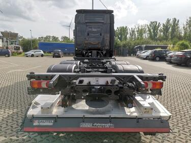 Mercedes BenzActros 2545 Actros 2545 / Retarder / Ladebordwand / Xenon