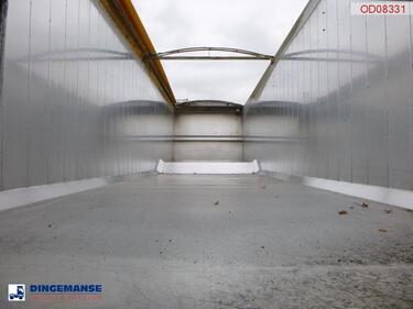 OtherTipper trailer alu 50 m3 + tarpaulin