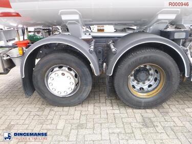 RenaultPremium 320 dxi 6x2 fuel tank 18.5 m3 / 5 comp