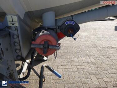 OtherFuel tank inox 38.4 m3 / 8 comp / ADR 01/2021