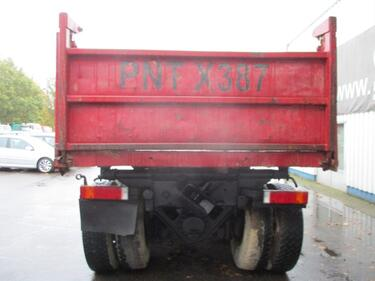 Tatra 815 S3 , 3 way tipper , Spring suspension , V10 , 6x6