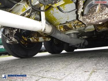 OtherPowder tank alu 36 m3 / 1comp
