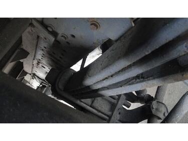Mercedes BenzSK 817 (FULL STEEL / SUSP. LAMES / GRAND CAISSE)