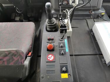 Iveco260E38 EUROTRAKKER 6x4 full steel