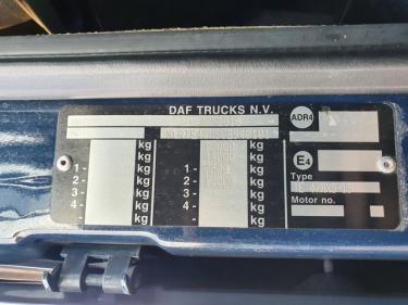 DafDAF FTXF 105 410
