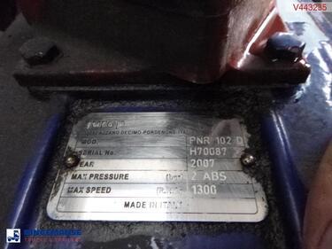 VolvoFE 240 4x2 RHD Vallely vacuum tank