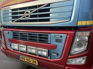 VolvoFH 10/8X4T | APK | Manual | 80T | Euro 5