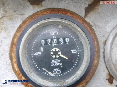 Mercedes Benz1922 4x2 Putzmeister concrete pump