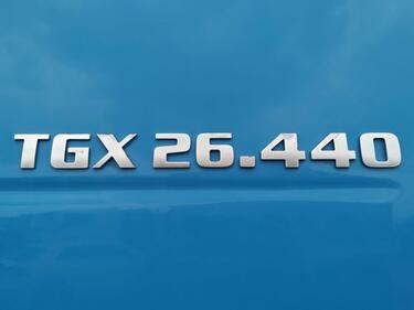 MANTGX 26.440 6X2 / Intarder / Lenk-liftachse /LDBW