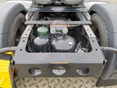 MANTGX 18.460 TGX 18.460/Retarder/Kippkydraulik/PTO/Standklima